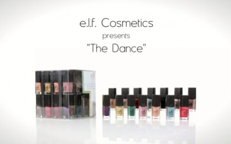 Still image from ELF Cosmetics Stop Motion Animation